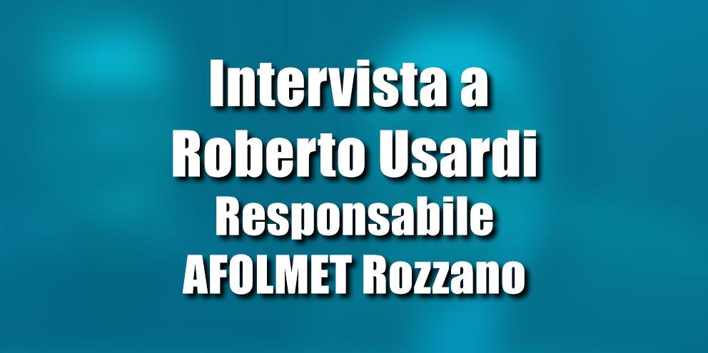 Intervista Usardi